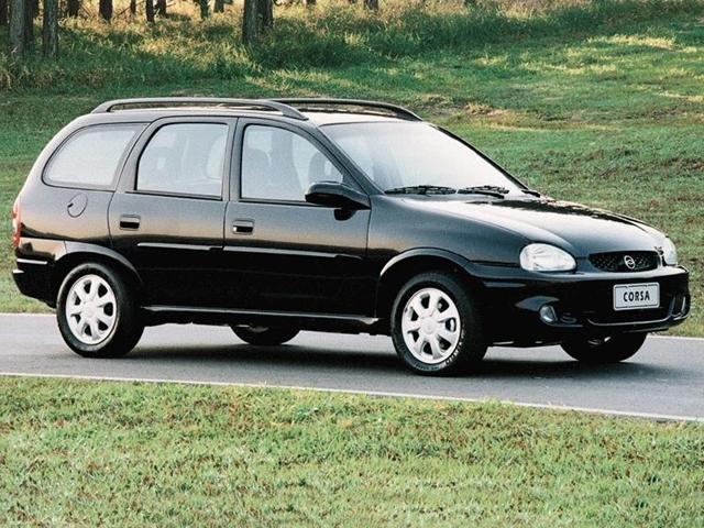Chevrolet, Corsa Wagon, Chevrolet Corsa Wagon '1999–2001, AutoDir