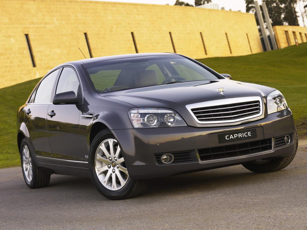 Chevrolet, Caprice, Chevrolet Caprice '2006–10, AutoDir