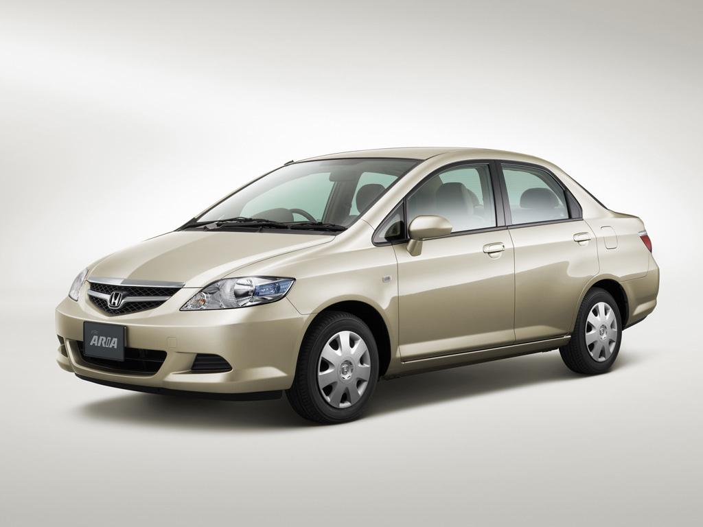 Honda, Fit Aria (GD), Honda Fit Aria (GD) '2005–09, AutoDir