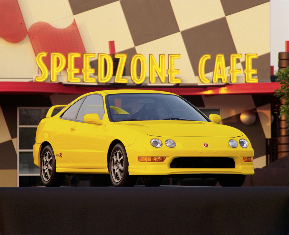 Acura, 1999–  Integra Type R, 1999–2001 Acura Integra Type R '1998–2001, AutoDir