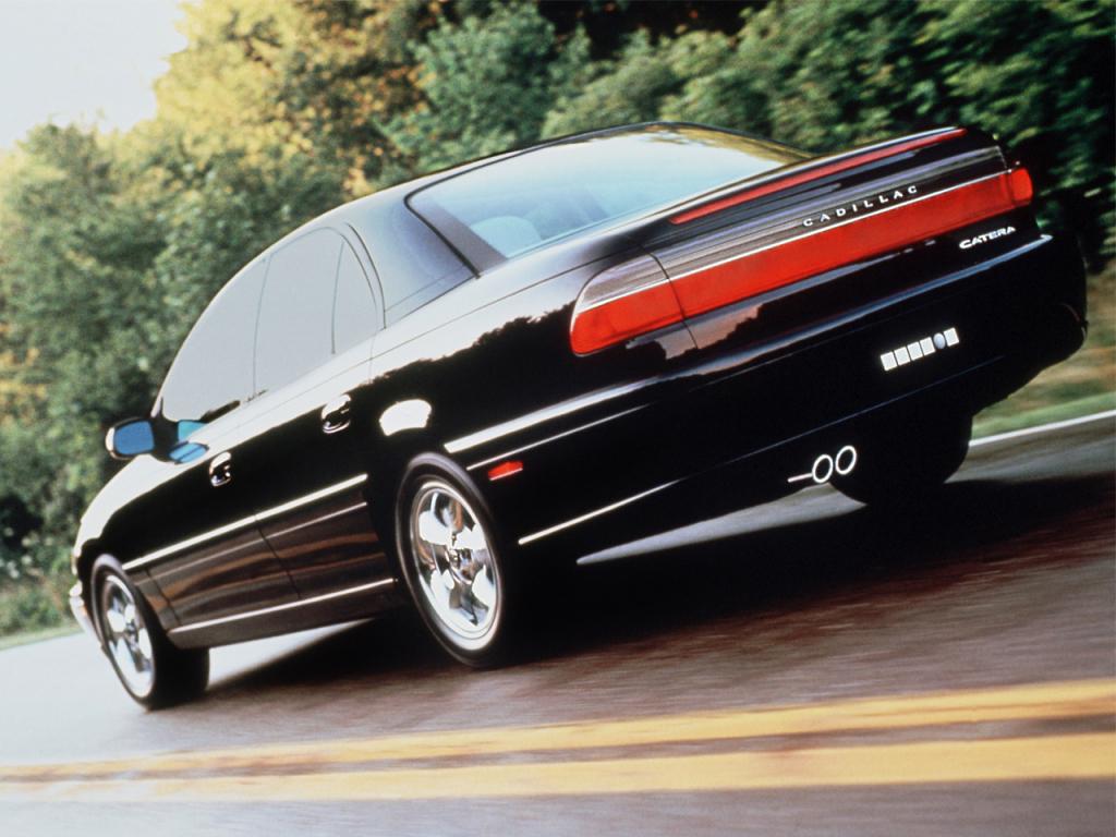 Cadillac, –  Catera, 1997–2000 Cadillac Catera, AutoDir