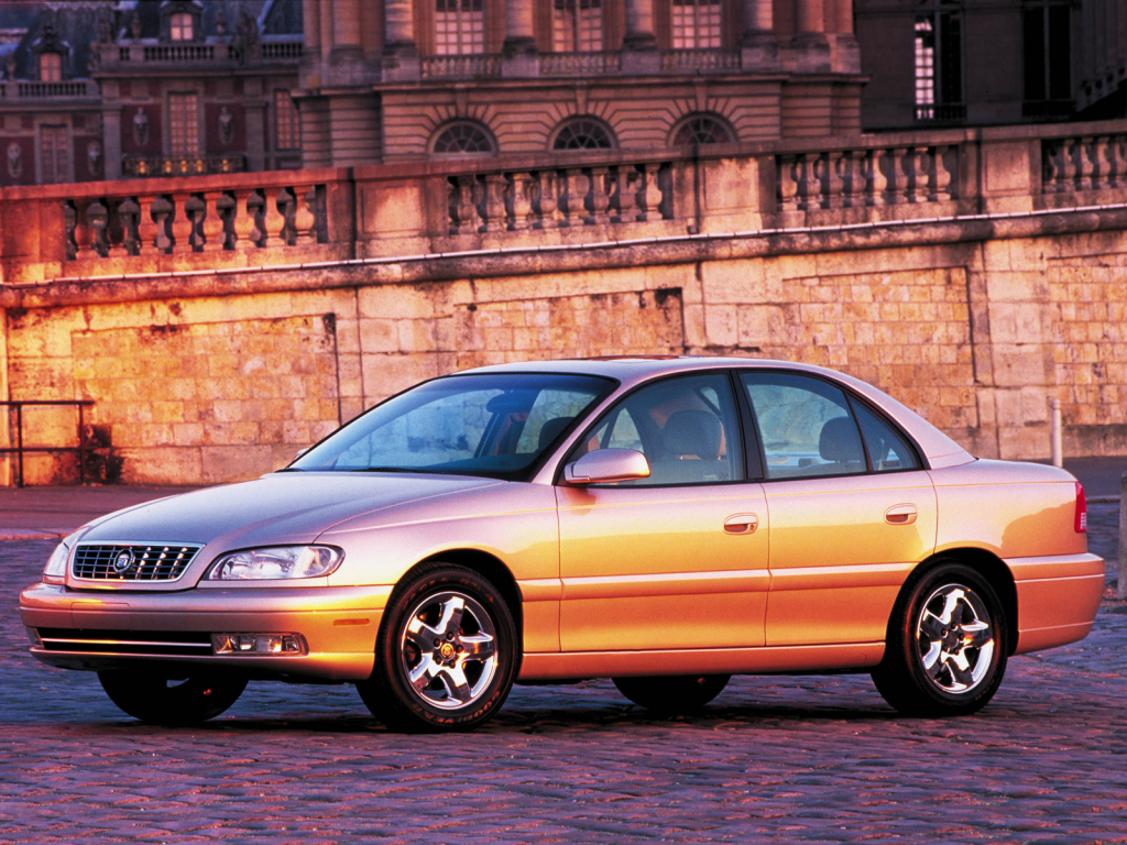 Cadillac, Catera, Cadillac Catera '2000–01, AutoDir