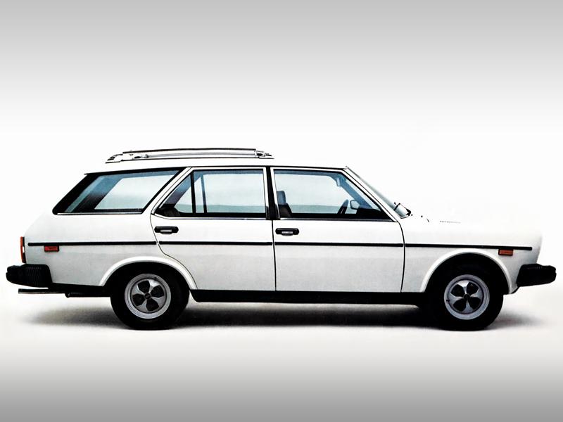 Fiat, Brava Wagon (131), Fiat Brava Wagon (131) '1978–80, AutoDir