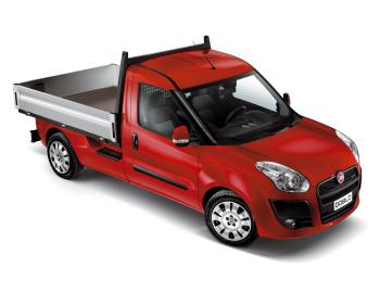 Fiat, Doblò Work Up (263), Fiat Doblò Work Up (263) '2011–15, AutoDir