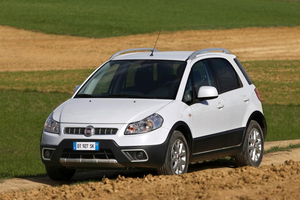 Fiat, Sedici (189), Fiat Sedici (189) '2009–11, AutoDir
