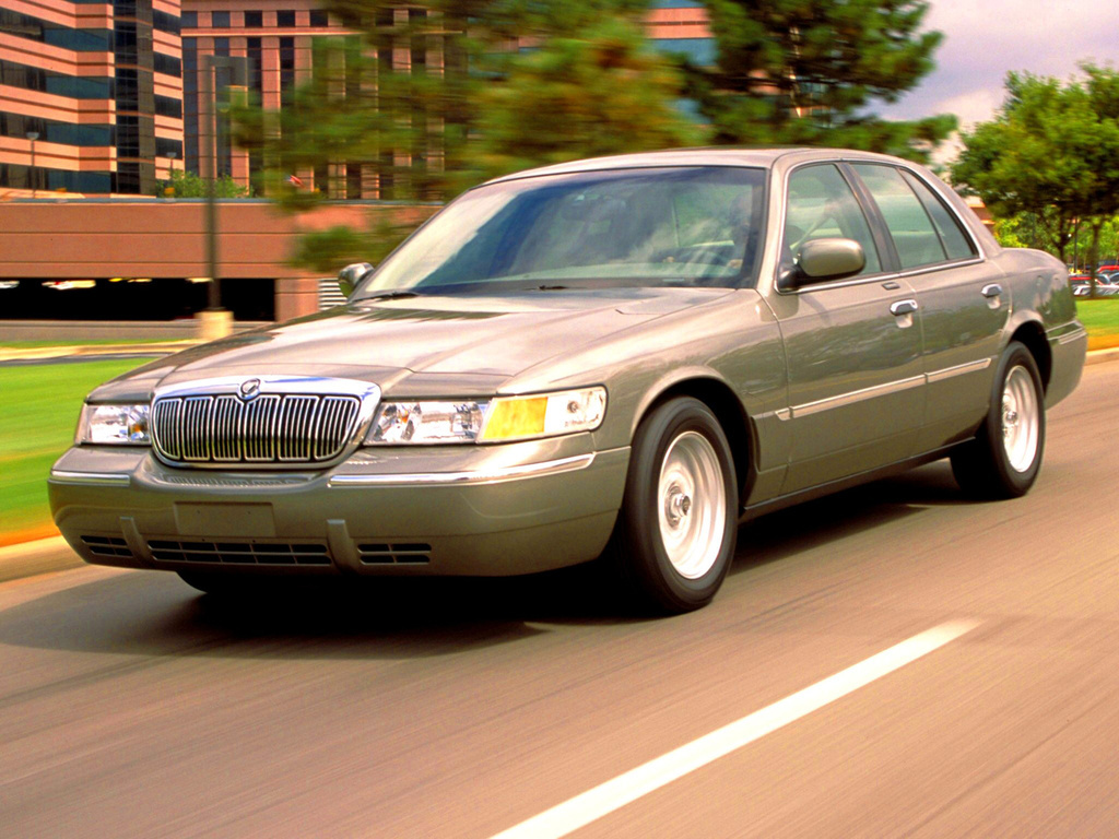 Mercury, 1998–  Grand Marquis, 1998–2002 Mercury Grand Marquis '1997–2002, AutoDir