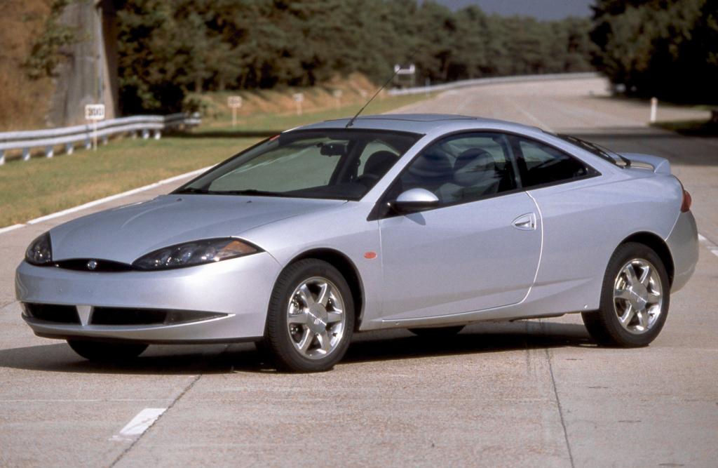 Mercury, –  Cougar, 1999–2002 Mercury Cougar, AutoDir