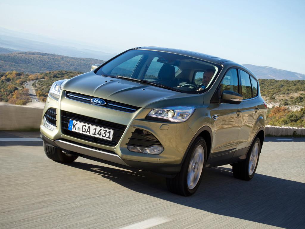 Ford, Kuga [Worldwide], Ford Kuga [Worldwide] '2013–16, AutoDir