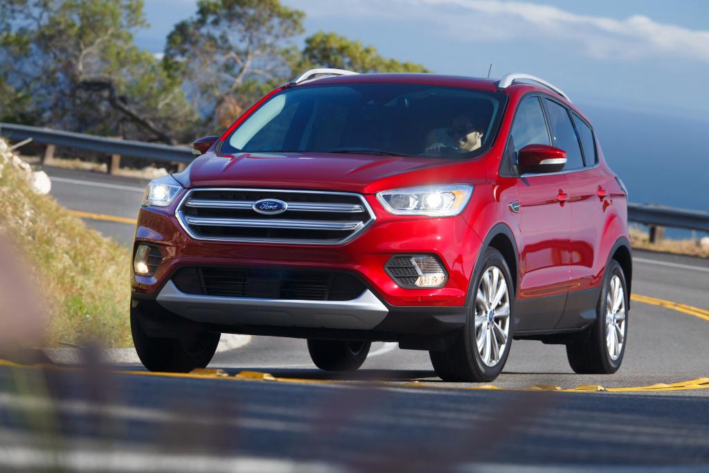 Ford, Escape Titanium [North America], 2017–19 Ford Escape Titanium [North America] '2016–19, AutoDir