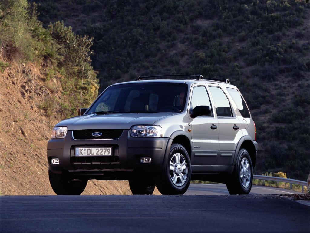 Ford, Maverick, Ford Maverick '2000–04, AutoDir