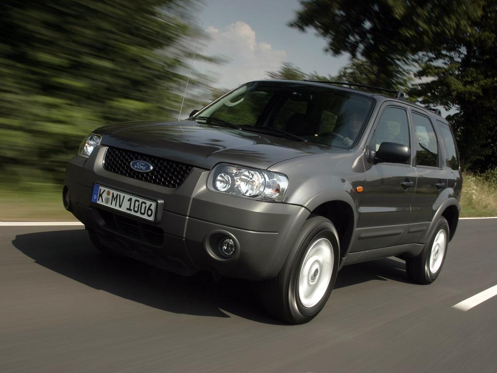 Ford, Maverick, Ford Maverick '2004–07, AutoDir