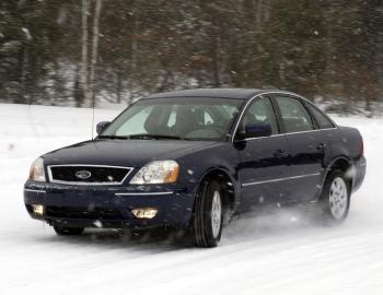 Ford, Five Hundred SEL (D258), 2005–07 Ford Five Hundred SEL (D258) '2004–07, AutoDir