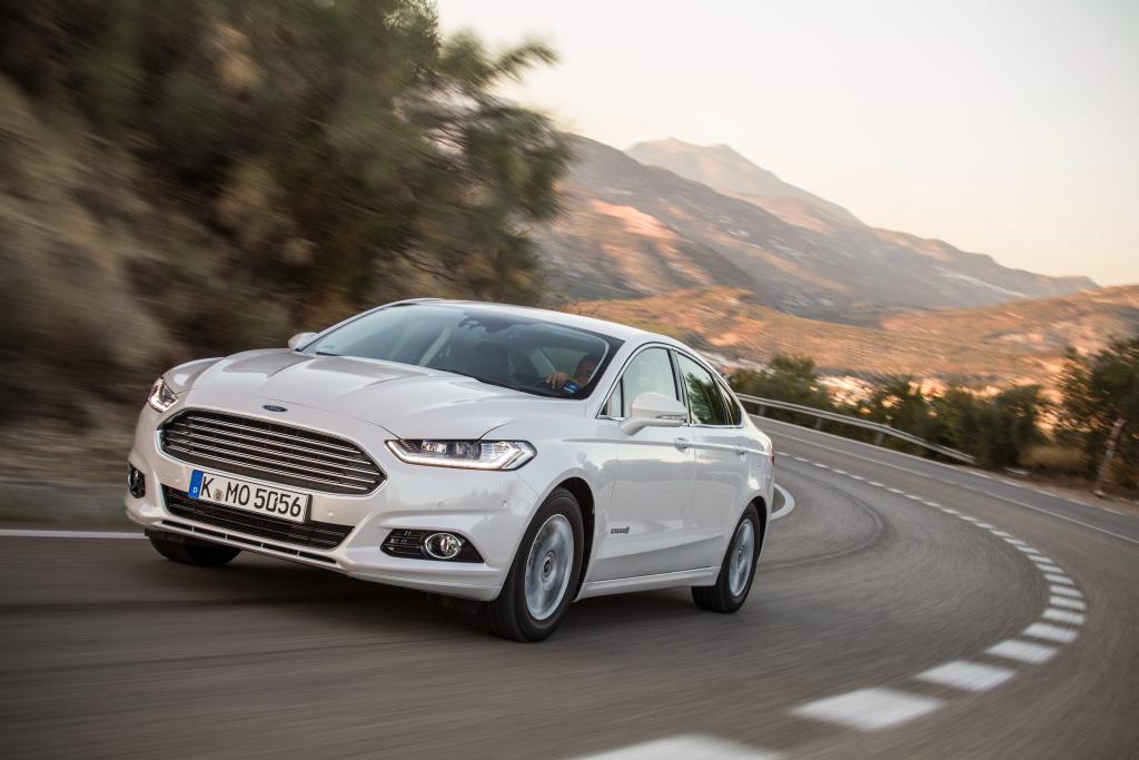 Ford, Mondeo Hybrid Sedan [Worldwide], Ford Mondeo Hybrid Sedan [Worldwide] '2014–19, AutoDir