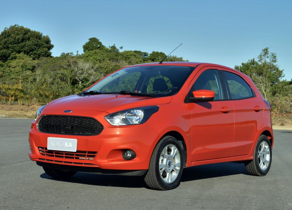 Ford, Ka [BR-spec], Ford Ka [BR-spec] '2014–18, AutoDir