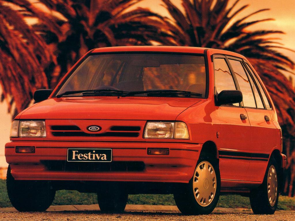 Ford, Festiva 5-door, Ford Festiva 5-door, AutoDir