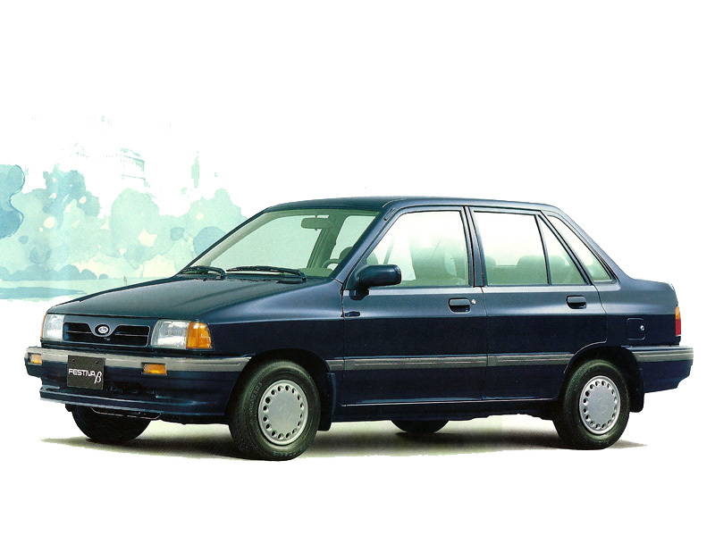 Ford, Festiva Beta, Ford Festiva Beta, AutoDir