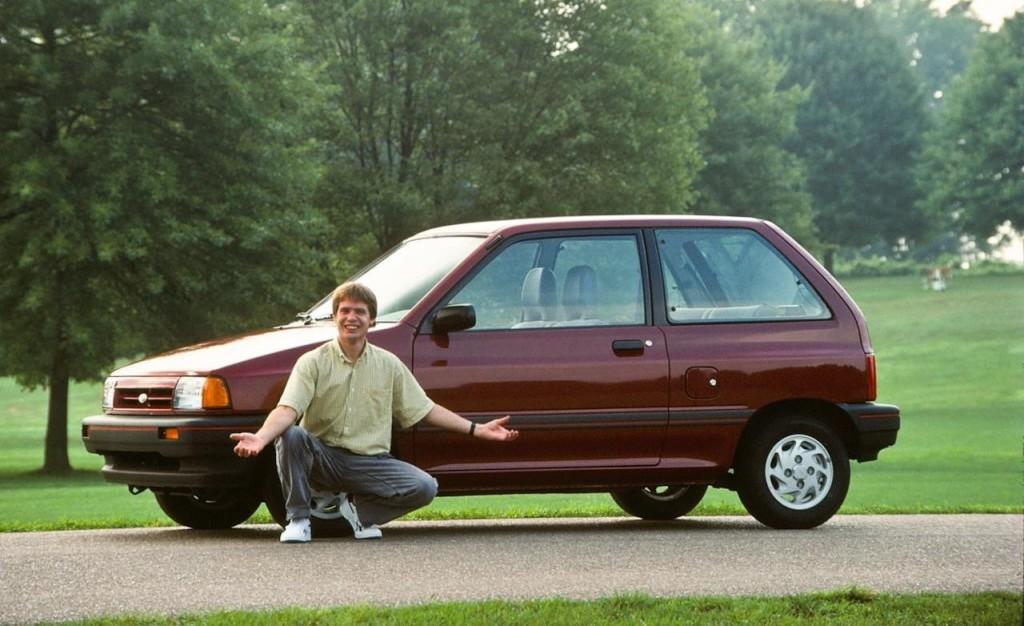 Ford, Festiva 3-door (WA), Ford Festiva 3-door (WA) '1986–89, AutoDir