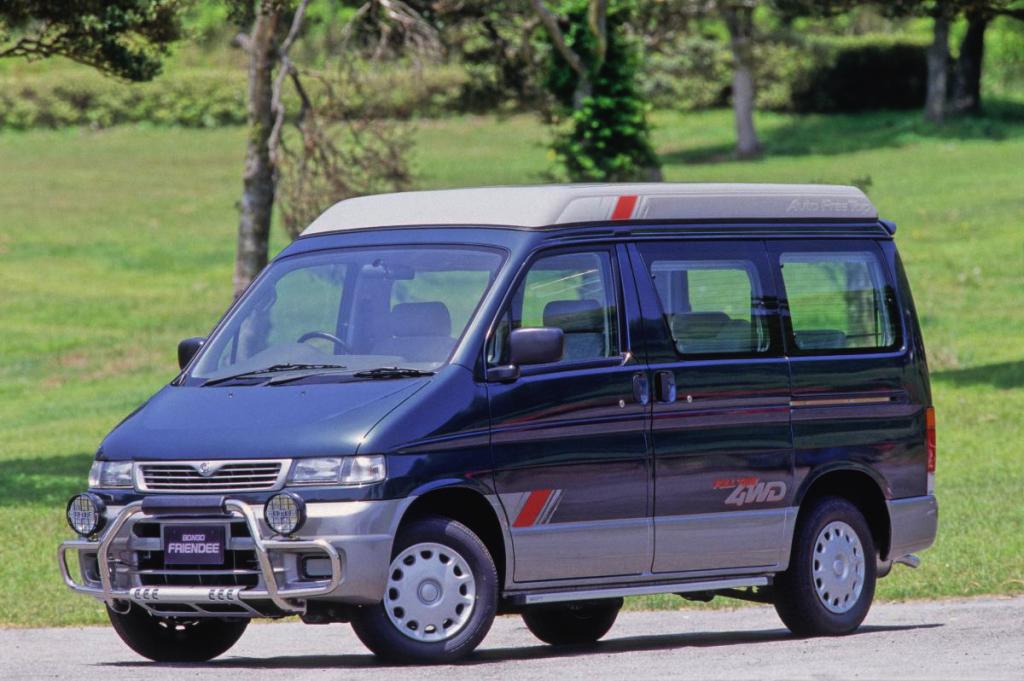 Mazda, Bongo Friendee, Mazda Bongo Friendee '1995–99, AutoDir