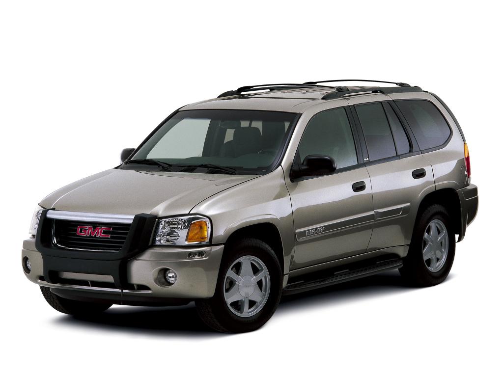 GMC, 09  Envoy, 2002–09 GMC Envoy '2001–08, AutoDir