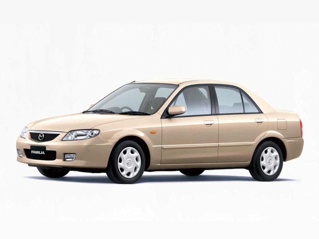 Mazda, Familia LS Sedan, Mazda Familia LS Sedan '2000–03, AutoDir