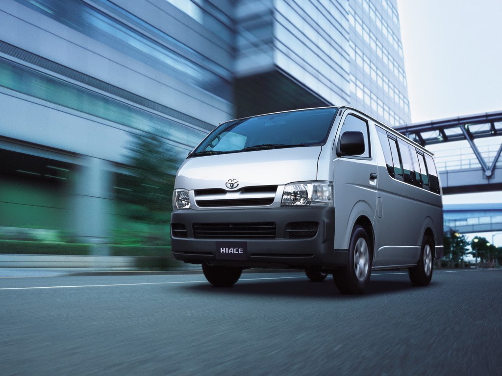 Toyota, Hiace Combi [JP-spec], Toyota Hiace Combi [JP-spec] '2004–10, AutoDir