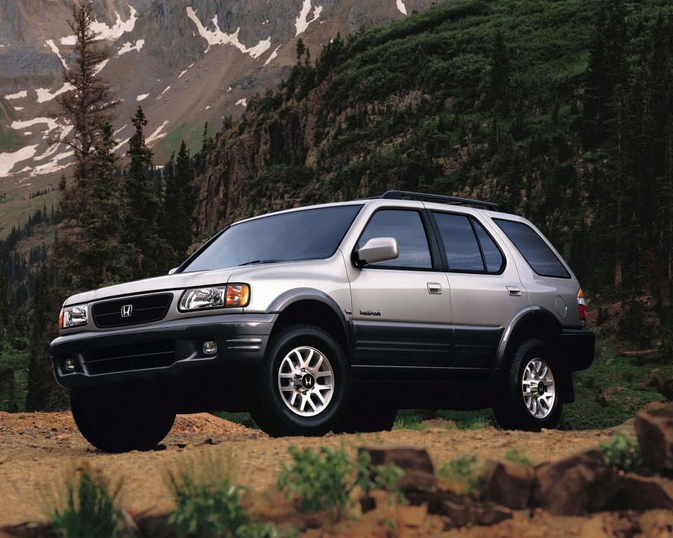 Honda, 1998–  Passport, 1998–2002 Honda Passport '1997–2002, AutoDir