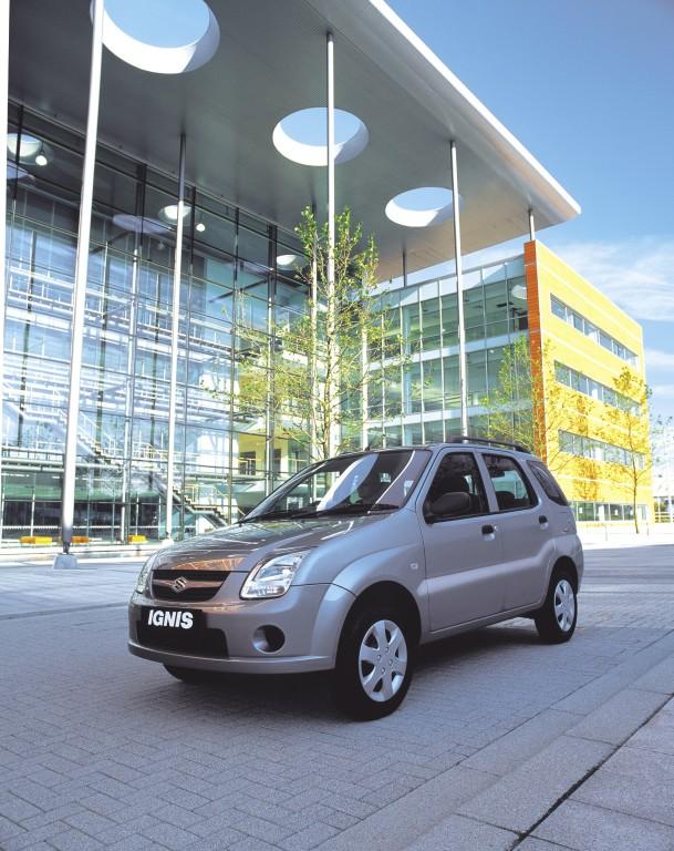 Suzuki, Ignis [UK-spec] (HR51S), Suzuki Ignis [UK-spec] (HR51S) '2003–08, AutoDir