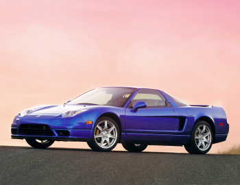 Acura, NSX-T, 2002–05 Acura NSX-T '2001–05, AutoDir