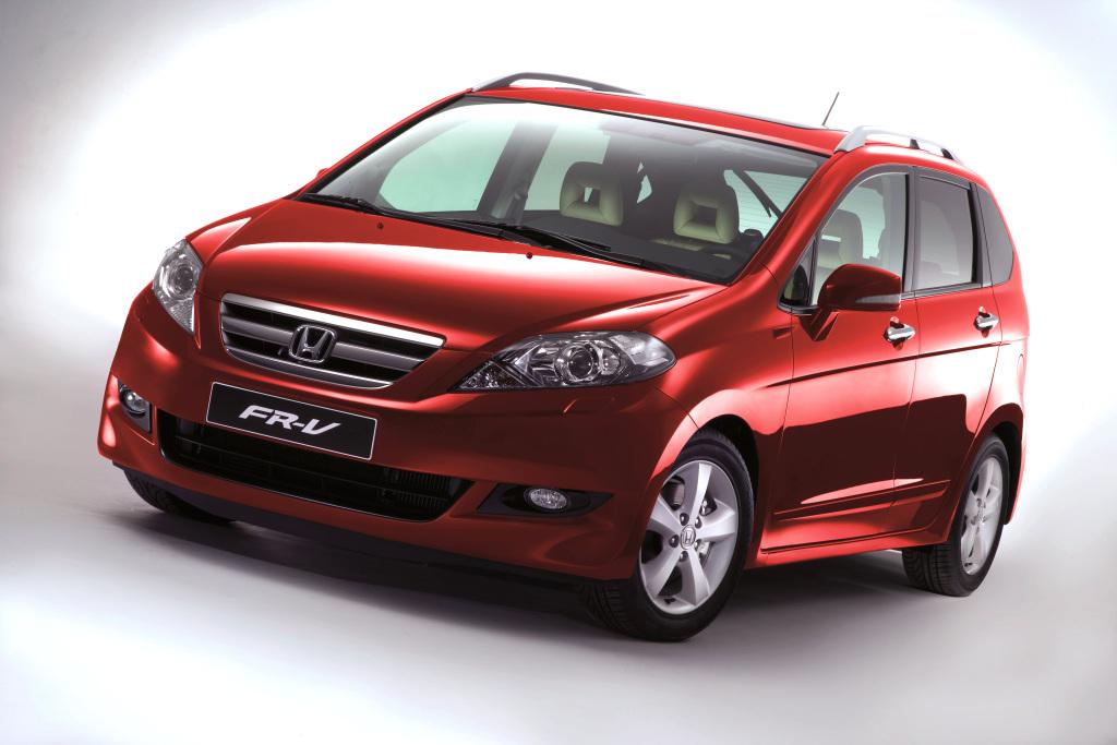 Honda, FR-V, Honda FR-V '2004–09, AutoDir