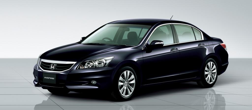 Honda, Inspire (CP3), Honda Inspire (CP3) '2010–12, AutoDir