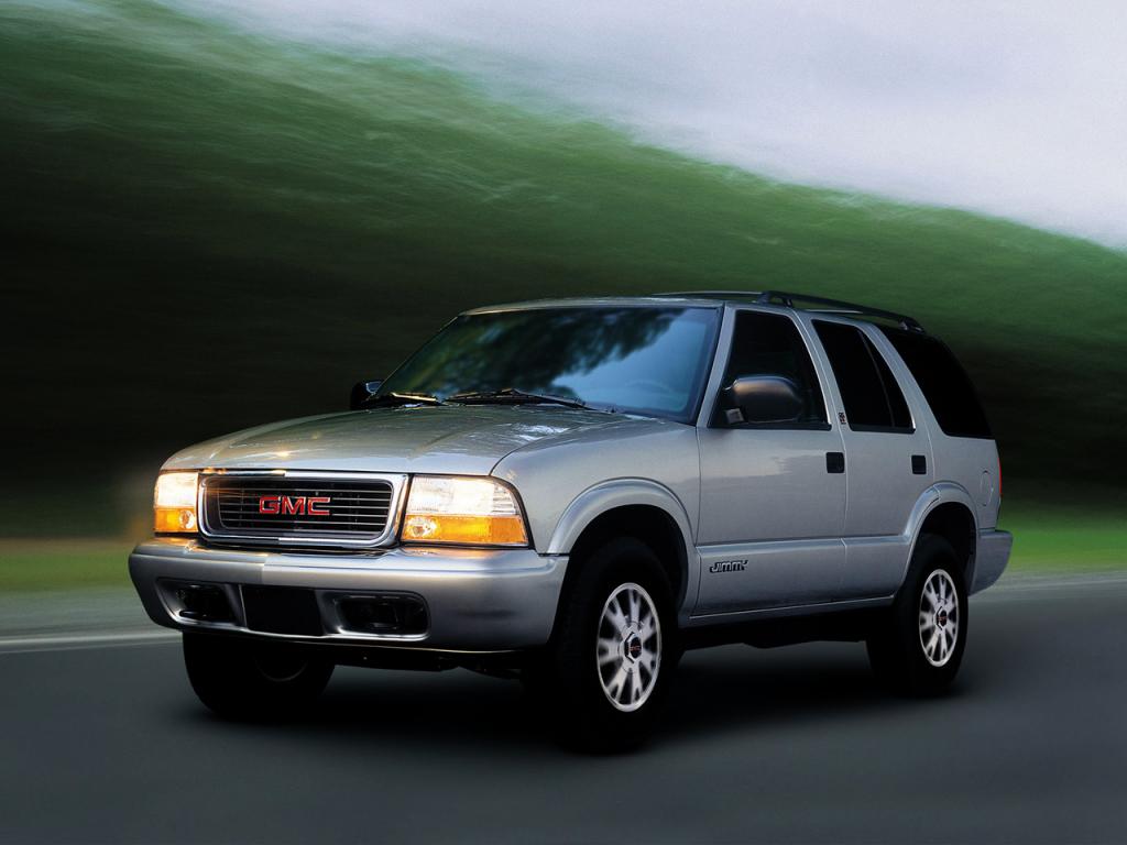GMC, 1999–  Jimmy 5-door, 1999–2005 GMC Jimmy 5-door '1998–2005, AutoDir