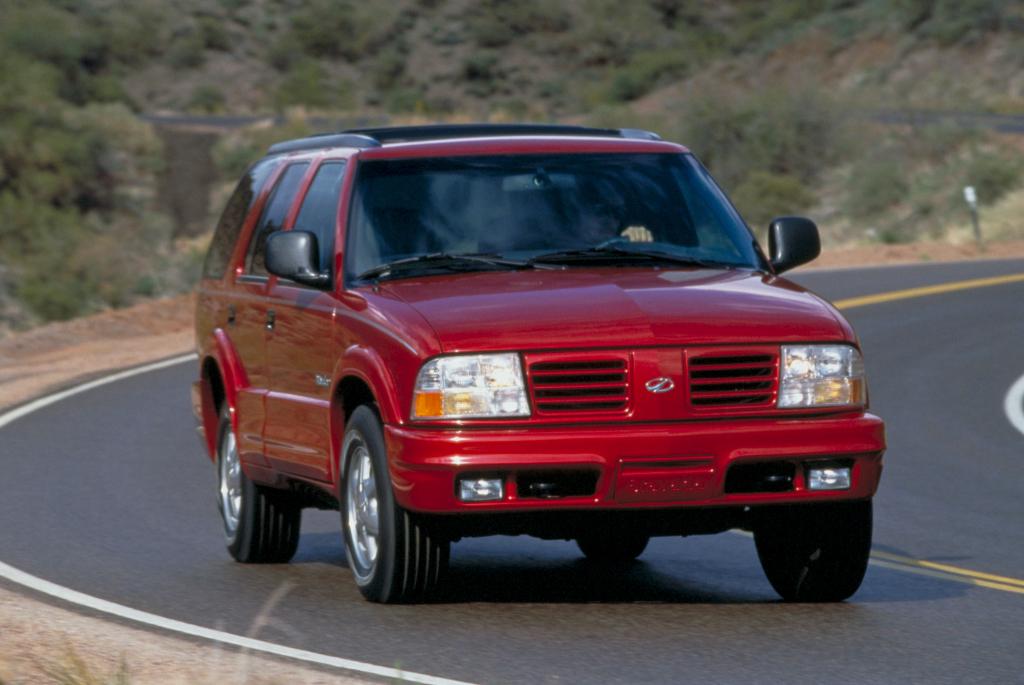 Oldsmobile, 1998–  Bravada, 1998–2001 Oldsmobile Bravada '1997–2001, AutoDir