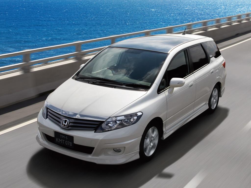 Honda, Airwave (GJ), Honda Airwave (GJ) '2008–10, AutoDir