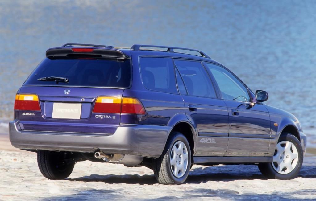 Honda, Orthia V 2.0GX-S 4WD (EL3), Honda Orthia V 2.0GX-S 4WD (EL3) '1996–97, AutoDir