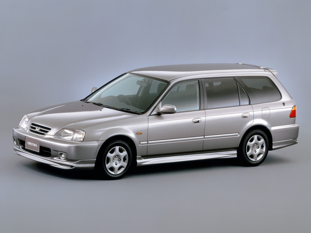 Honda, Orthia 2.0GX Aero (EL2), Honda Orthia 2.0GX Aero (EL2) '1998–99, AutoDir