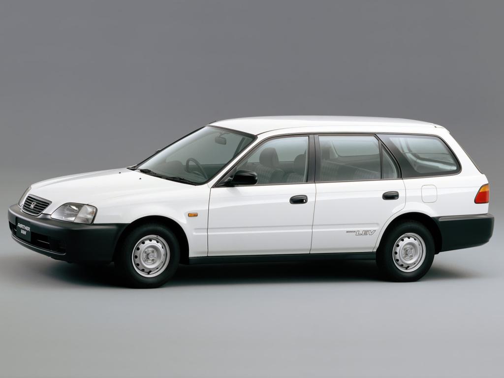 Honda, Partner, Honda Partner '1996–2006, AutoDir