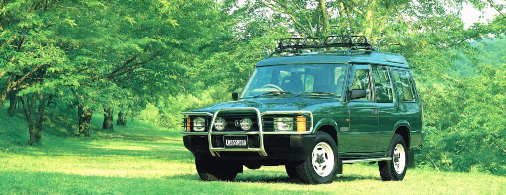 Honda, Crossroad 3-door (LJ), Honda Crossroad 3-door (LJ) '1993–98, AutoDir