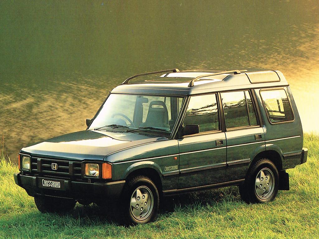 Honda, Crossroad 5-door (LJ), Honda Crossroad 5-door (LJ) '1993–98, AutoDir