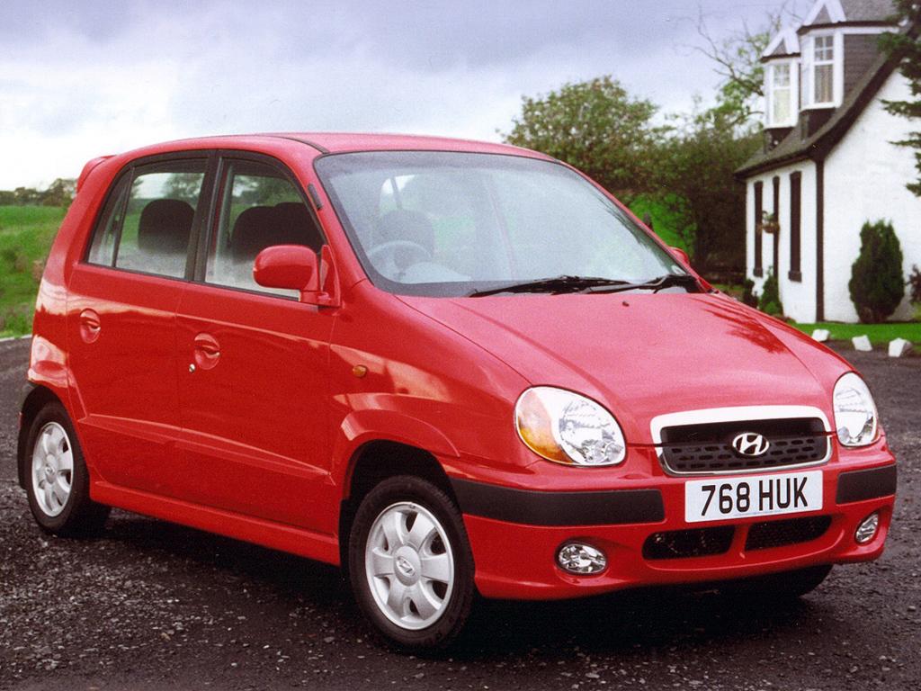 Hyundai, Amica, Hyundai Amica '2001–04, AutoDir