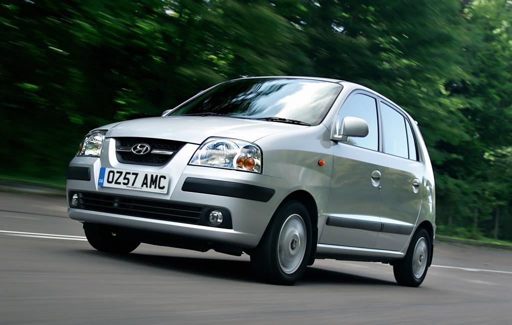 Hyundai, Amica, Hyundai Amica '2004–08, AutoDir
