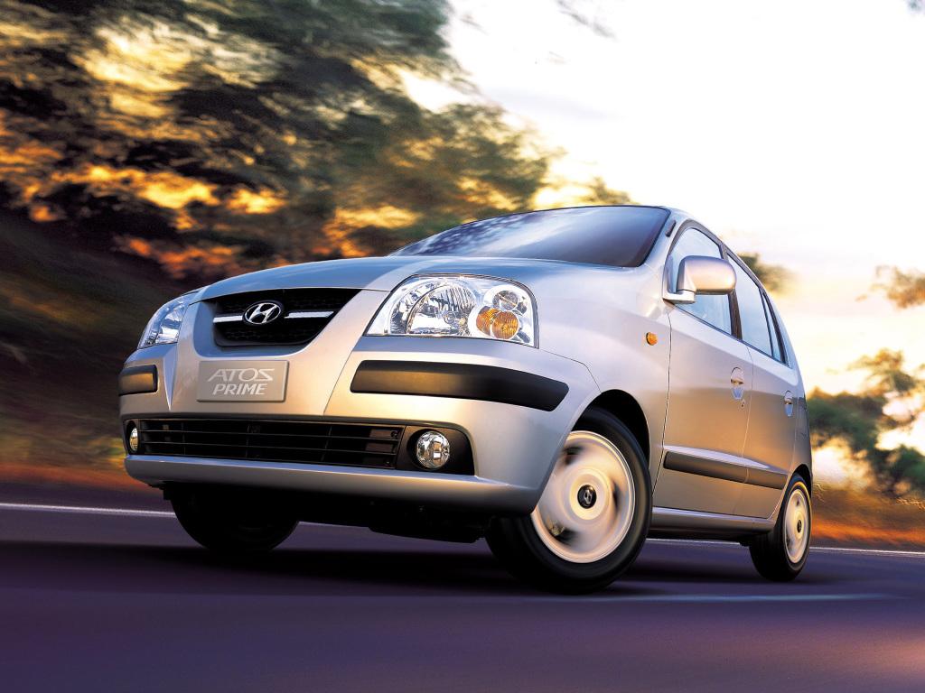 Hyundai, Atos Prime, Hyundai Atos Prime '2004–08, AutoDir