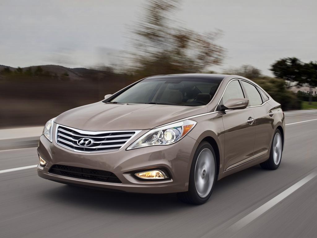 Hyundai, –  Azera [North America] (HG), 2012–14 Hyundai Azera [North America] (HG) '2012–14, AutoDir