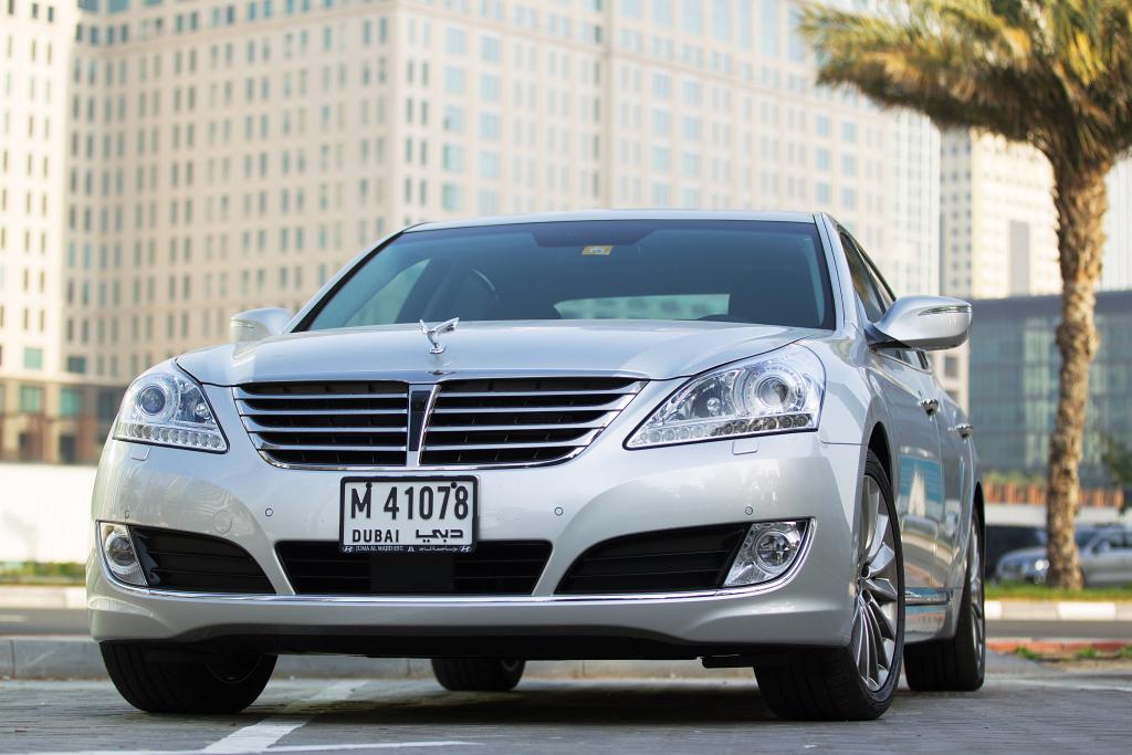 Hyundai, Centennial, Hyundai Centennial '2012–16, AutoDir