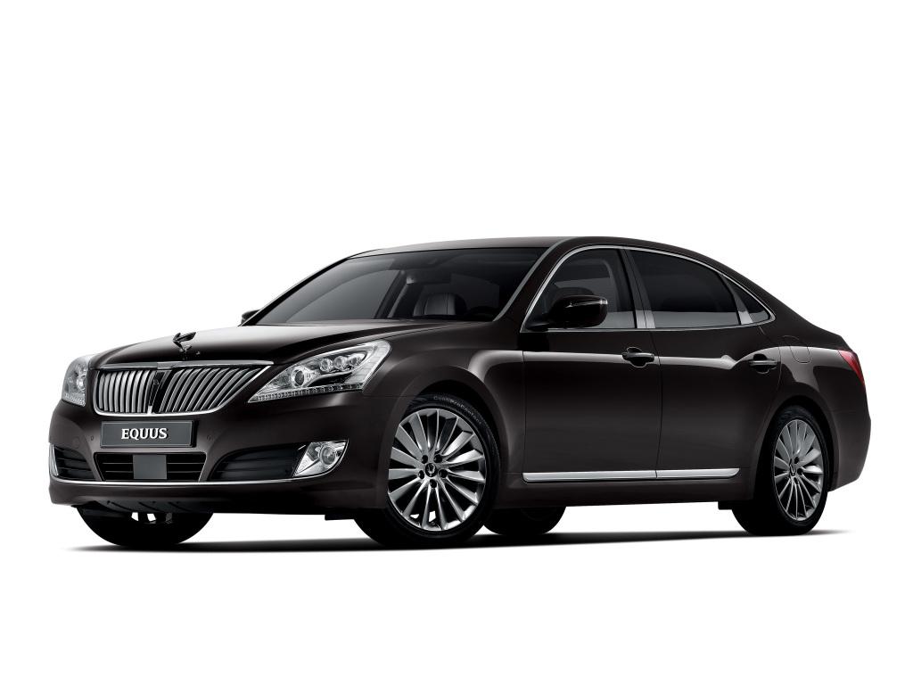 Hyundai, Equus, Hyundai Equus '2012–16, AutoDir