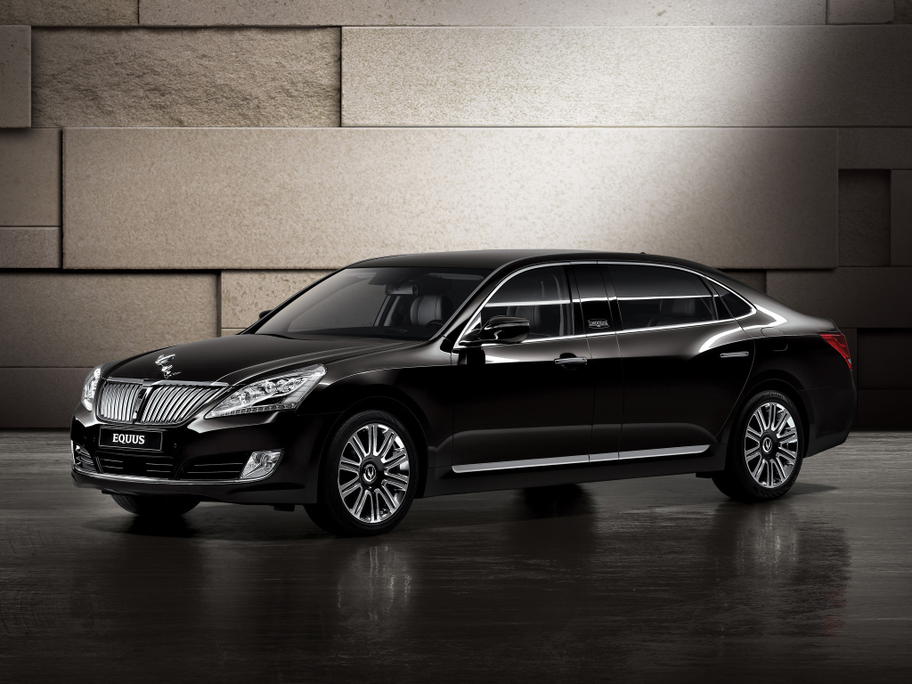 Hyundai, Equus Limousine, Hyundai Equus Limousine '2012–16, AutoDir