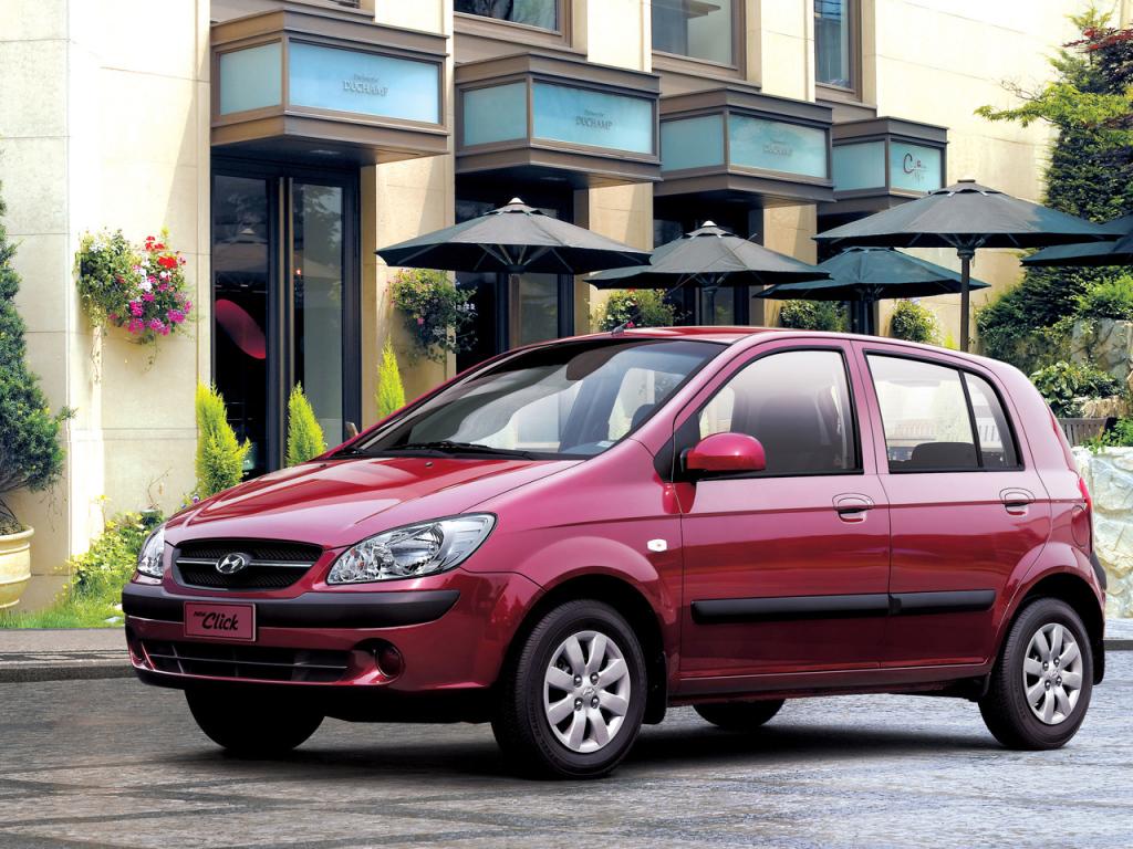 Hyundai, Click, Hyundai Click '2005–10, AutoDir