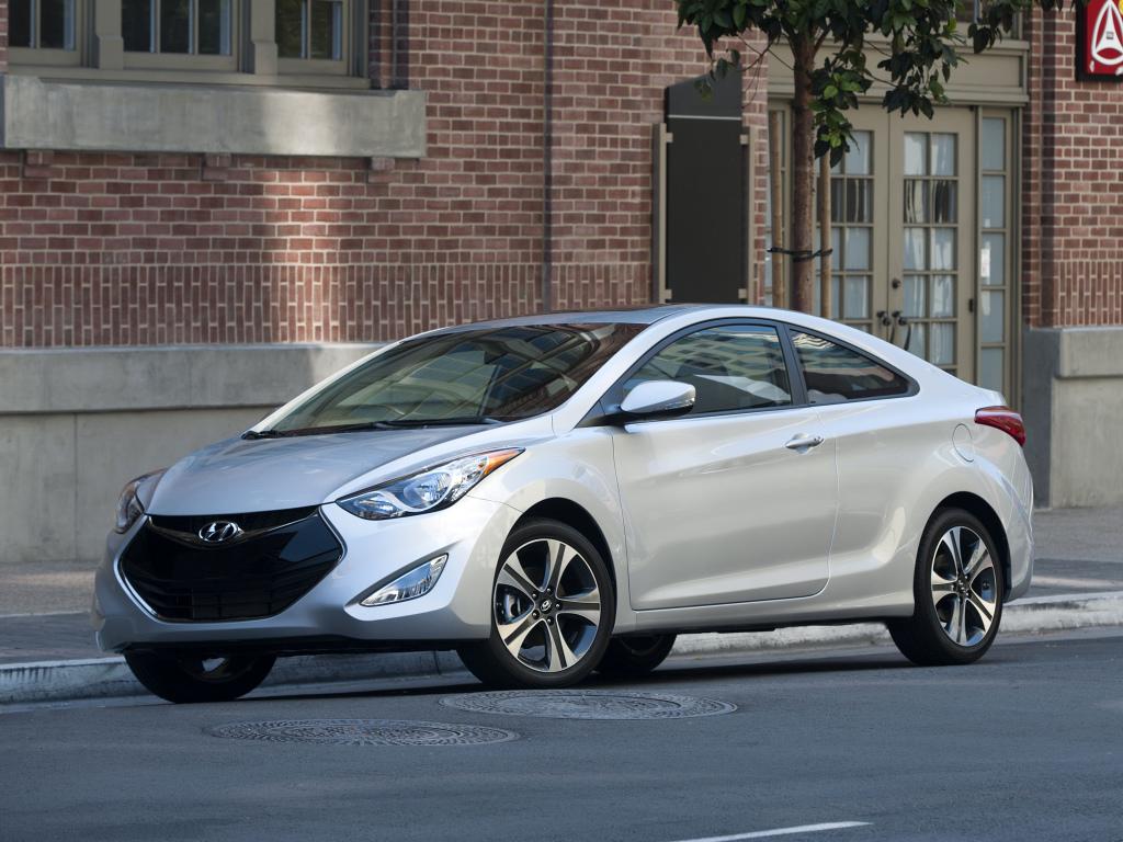 Hyundai, Elantra Coupe, 2013–14 Hyundai Elantra Coupe '2012–14, AutoDir