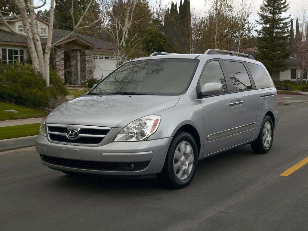 Hyundai, –  Entourage, 2006–09 Hyundai Entourage '2006–09, AutoDir