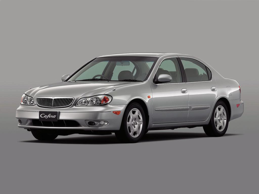 Nissan, Cefiro (A33), Nissan Cefiro (A33) '1998–2003, AutoDir