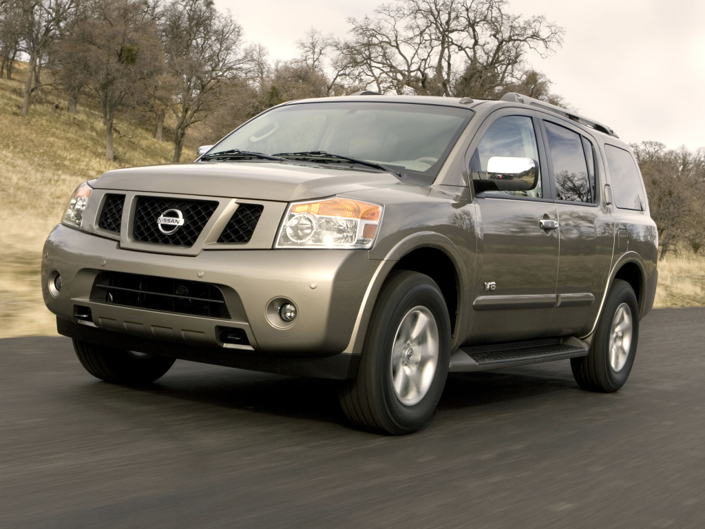 Nissan, 2008–  Armada, 2008–16 Nissan Armada '2007–16, AutoDir